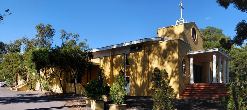 St John Vianney Catholic Church, Doonside, Sydney, NSW.