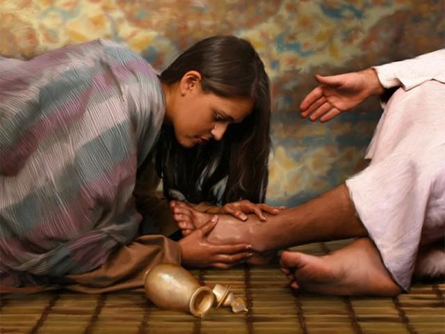 Domingo de Ramos (oración en casa)