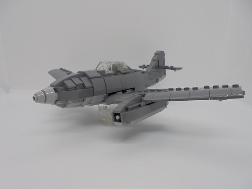 Lego Messerschmitt Me 262 | by legomanijak