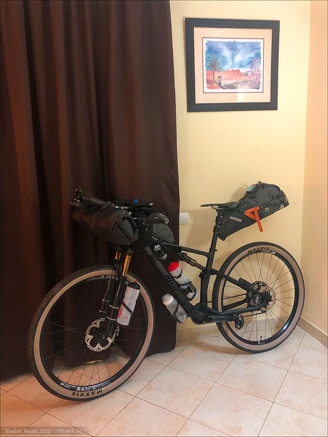 Bike at the ready