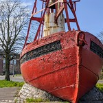 Nelson Bell-Boat Buoy at Preston Docks