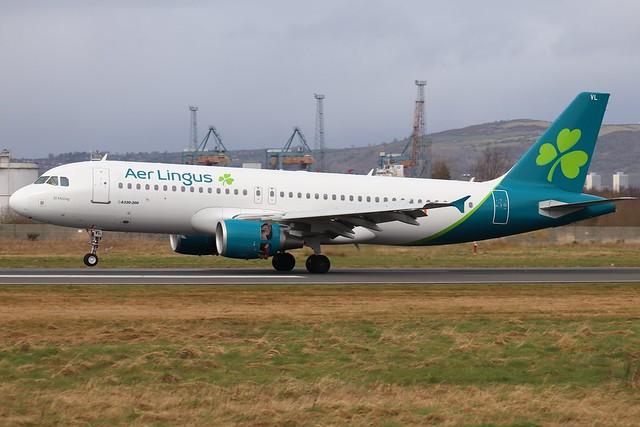 Aer Lingus EI-DVL BHD 16/03/20
