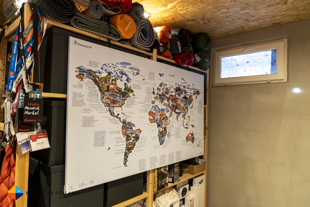 Man Cave + Awesome Maps = Match