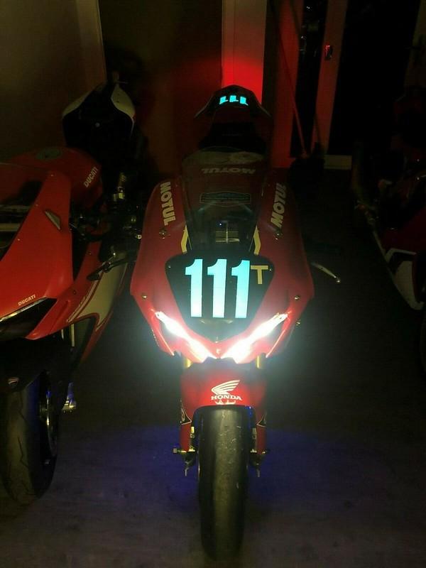 Honda CBR 1000RR SP2 Le Mans 24 Heures Motos NV