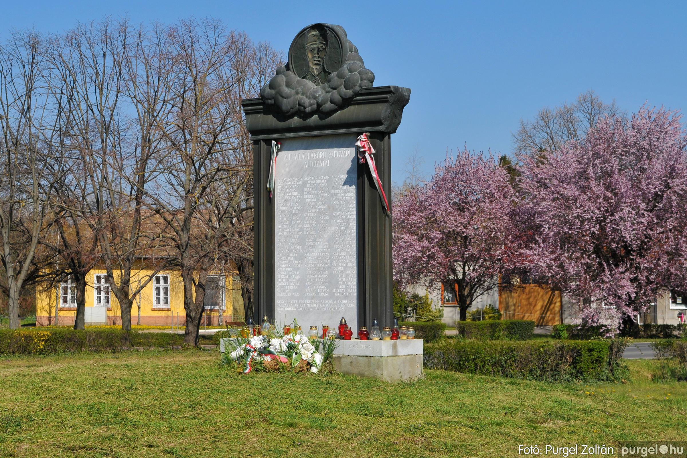 2020.04.03. 005 Szegváron járt a tavasz - Fotó:PURGEL ZOLTÁN© D3K_6605q.jpg