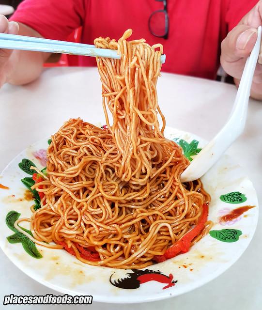 muar ah choy noodles