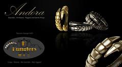 KUNGLERS - Andora set - Vendor