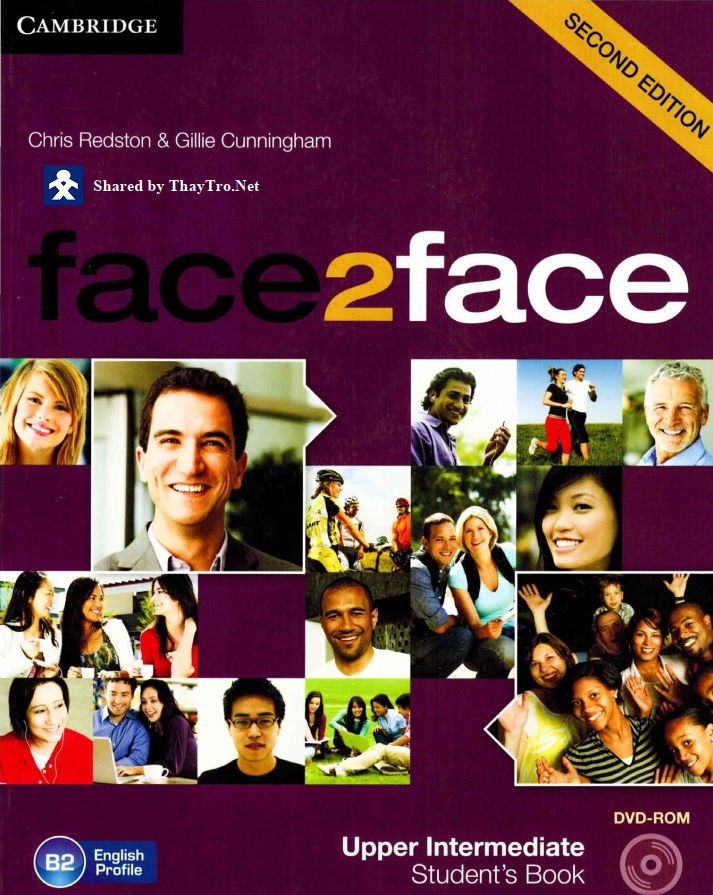 face2face second edition upper-intermediate