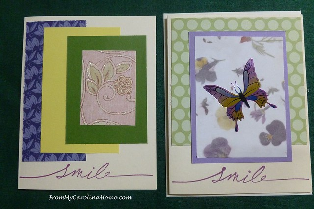 April Cards at FromMyCarolinaHome.com