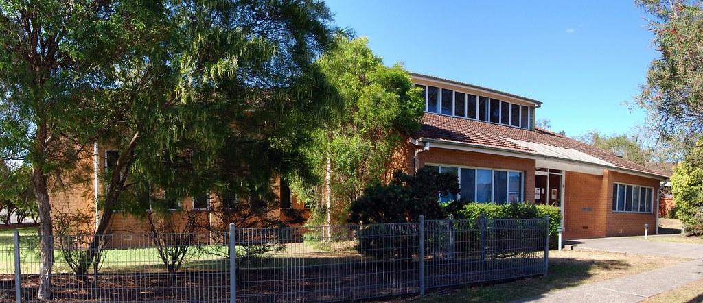 St Johns Doonside Anglican Church, Doonside, Sydney, NSW.