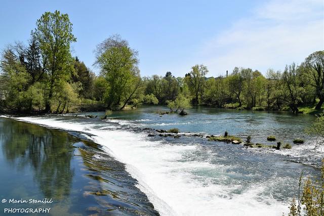 River Mrežnica, Croatia - Springtime...