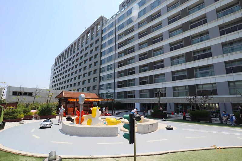 和逸飯店‧台南西門館