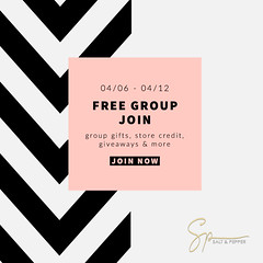 S&P Free group Join April 6th-12th