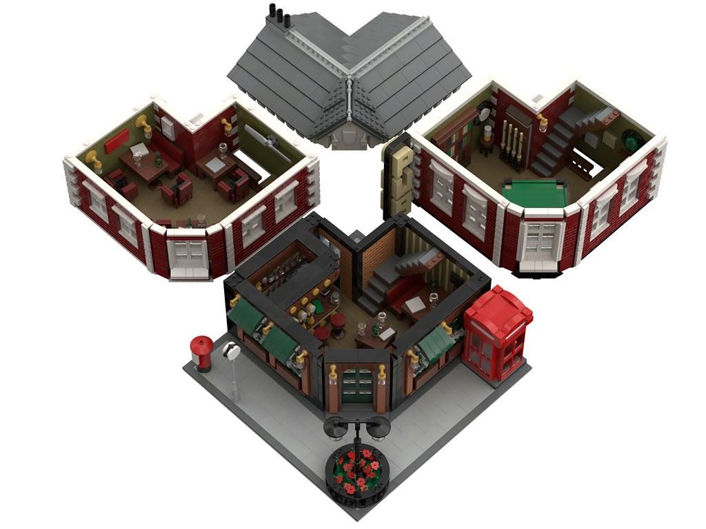 London Pub Modules