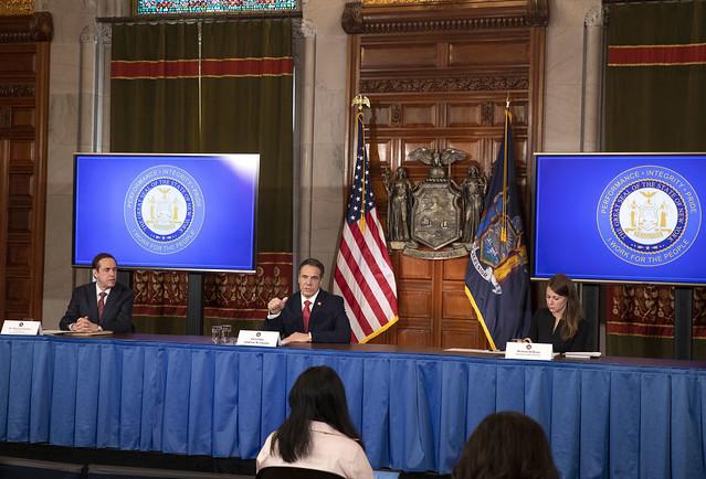 4/6/20 - Governor Cuomo Delivers COVID-19 Update
