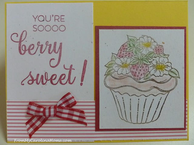 Berry Sweet Happy Mail at FromMyCarolinaHome.com