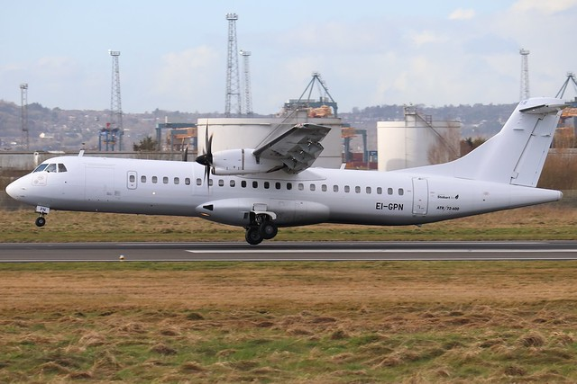 Stobart Air EI-GPN BHD 03/03/20