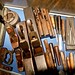 Old Carpenters Tools.