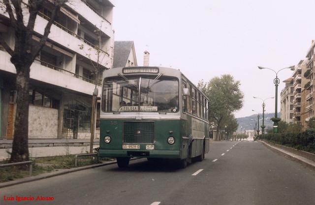 TSST  -  Donostia  24-10-1987