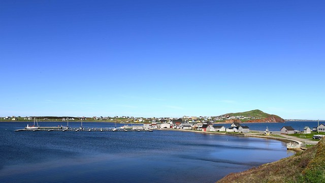 Village Acadien à Havre Aubert aux îles !