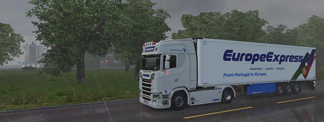 Scania S650 EE