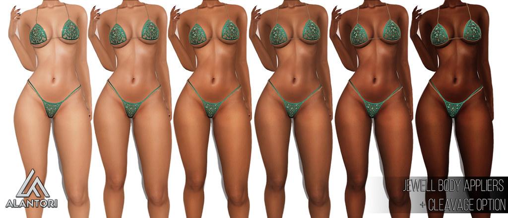 ALANTORI | Jewell Body Appliers