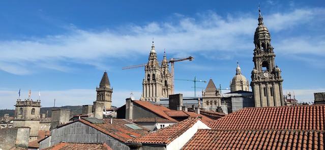 Catedral De Santiago - Roberto Almuíña