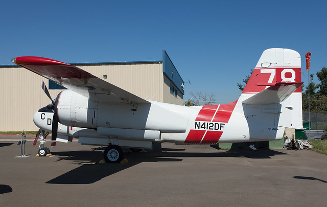 S-2 | N412DF | MCC | 20111008