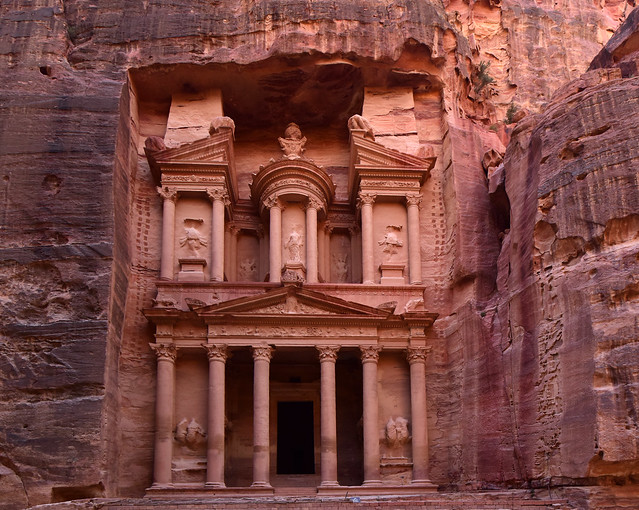 The Treasure, Petra, Jordan, June 2019 254
