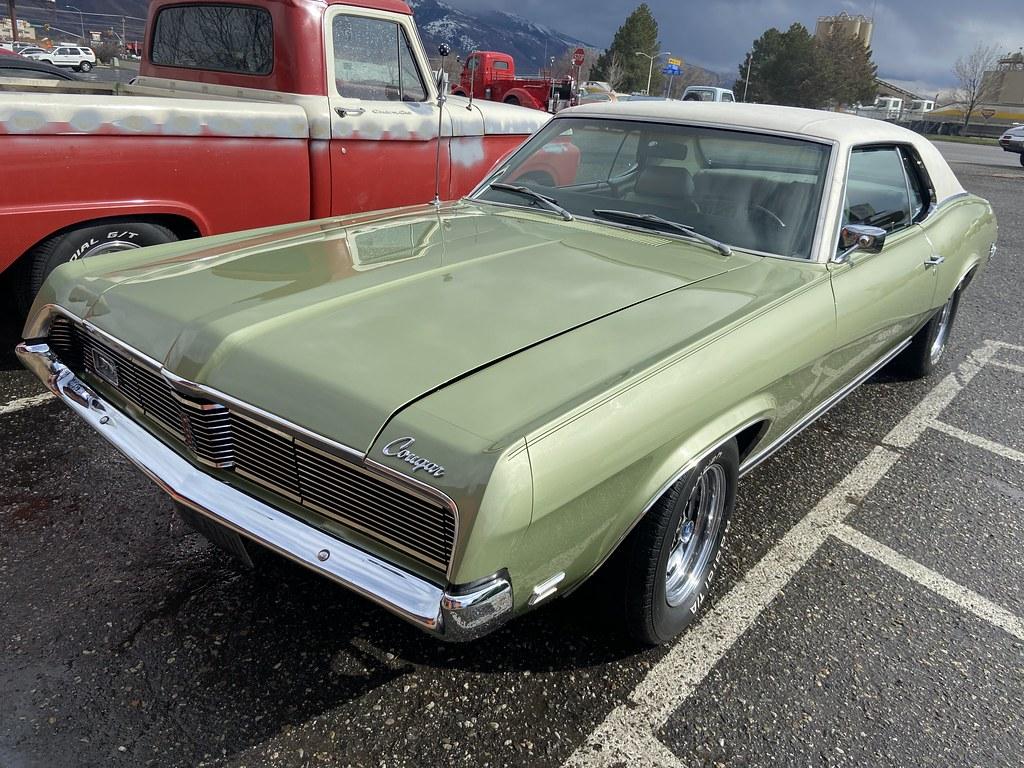 1969 Cougar
