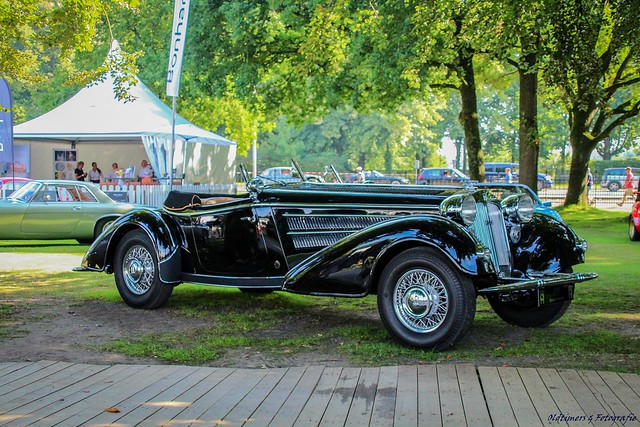 1939 Horch 855 Special Roadster Reconstruction