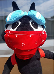 TRAVELIX gross mit Maske