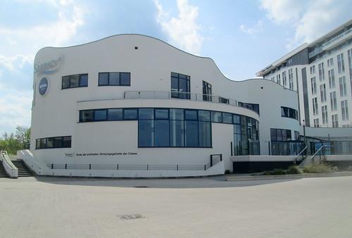 Seebar, Art Deco Style in Warnemünde
