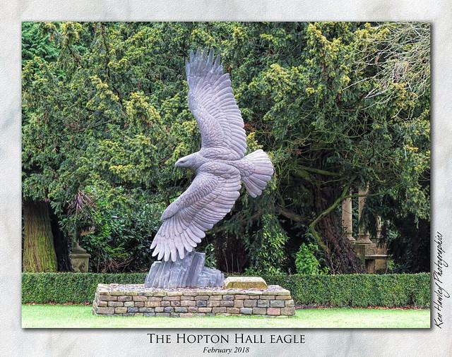 The Hopton Hall Eagle