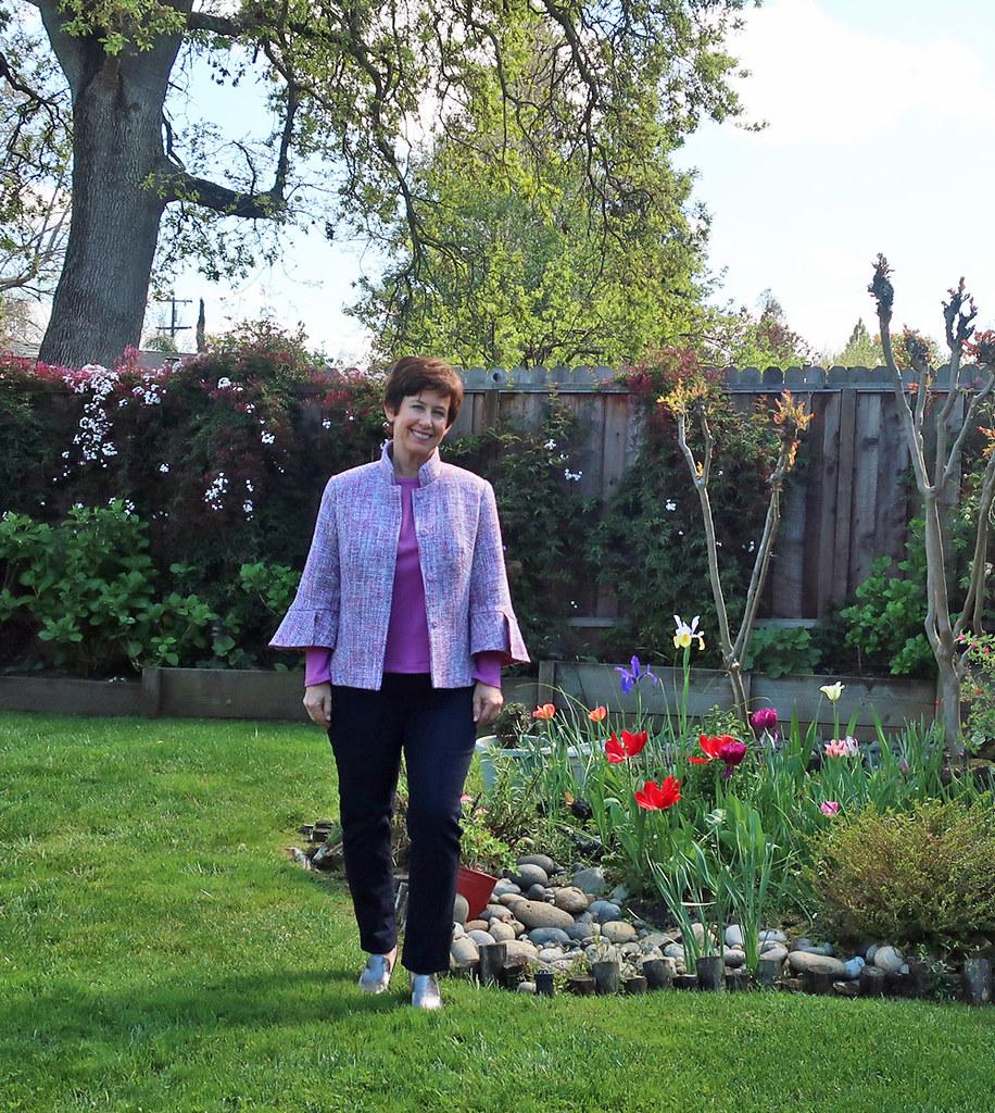 Pink jacket 4