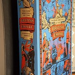 Folio Society Edition - The Rise and Fall of the British Empire by Lawrence James.