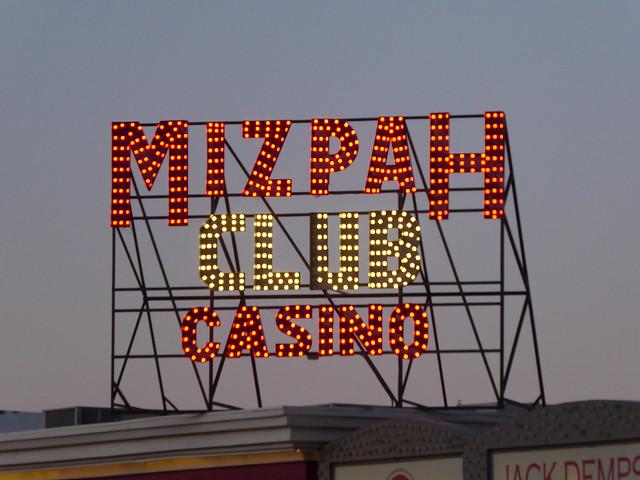 Tonopah, NV Mizpah Hotel
