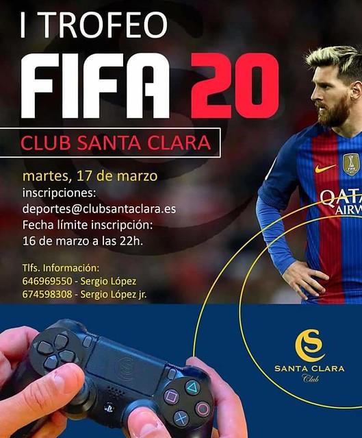 I Torneo FIFA 20