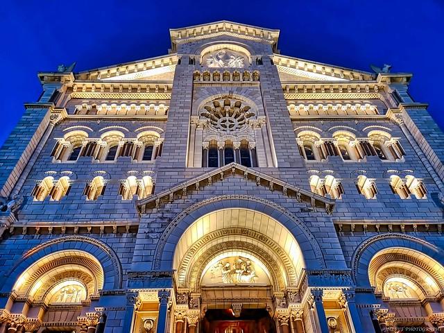 La cathédrale Notre-Dame-Immaculée de Monaco -IMG_20190117_174449