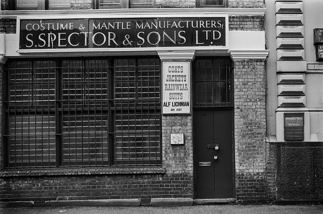 S Spector & Sons Ltd, Whitechapel, Tower Hamlets  86-9f-15_2400
