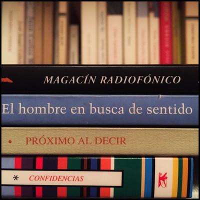 Magacín radiofónico en estado de alarma 6.4.20 #yomequedoencasa #frenarlacurva #haikusdestanteria #quedateencasa