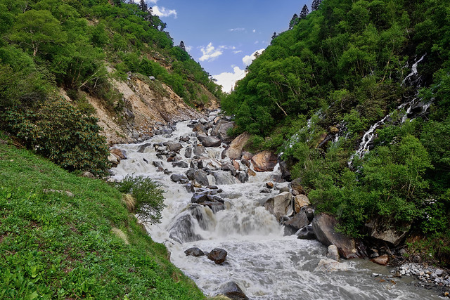 Tons River