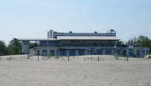 Warnemünde, Modern Art Deco