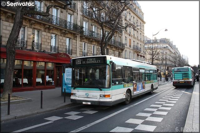 Heuliez Bus GX 317 (Renault Citybus) – RATP (Régie Autonome des Transports Parisiens) / STIF (Syndicat des Transports d'Île-de-France) n°1004