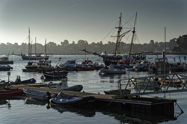 Morbihan, semaine du Golfe, 21