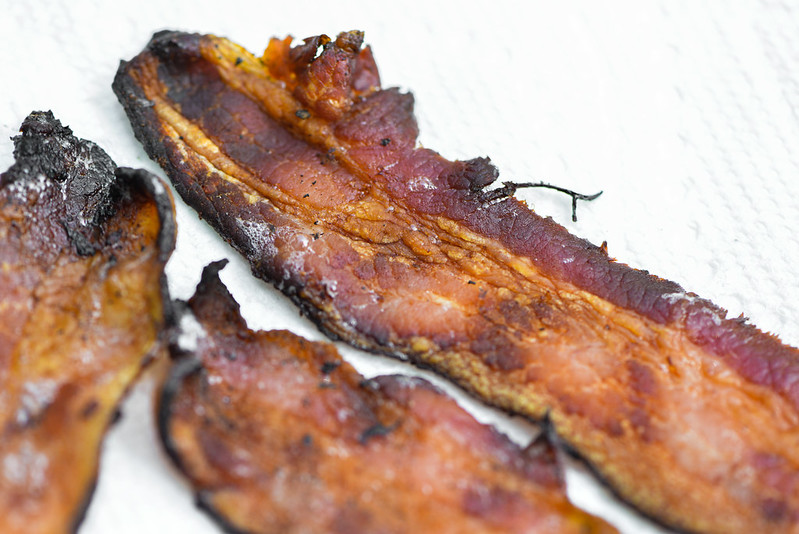 Spice-cured Bacon