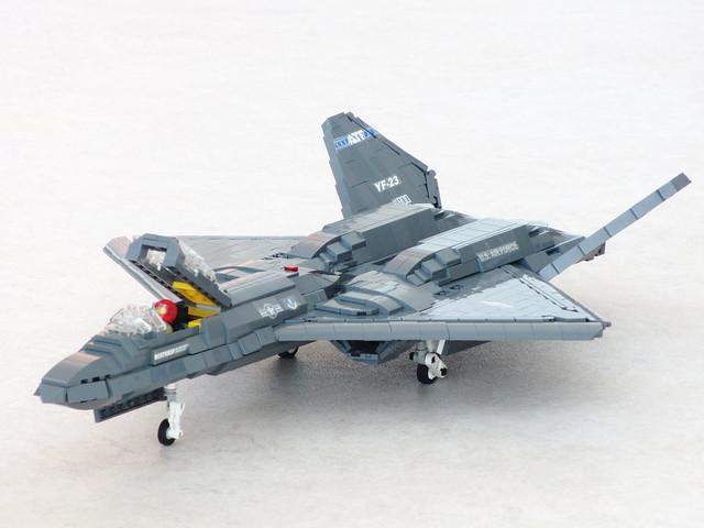 Northrop/ McDonnell Douglas YF-23