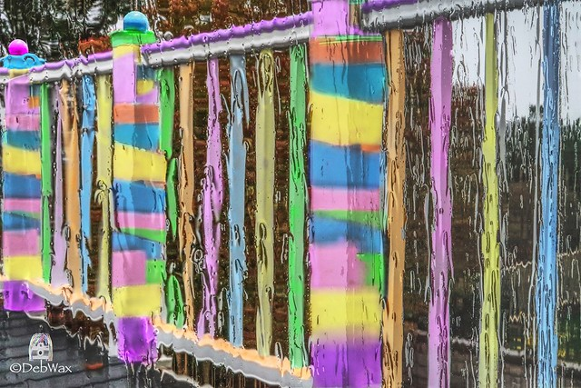 A Fence of a Different Color
