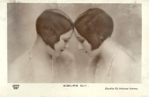 Les Soeurs Guy/ The Guy Sisters