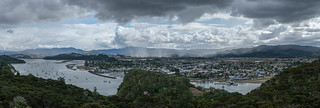 Panorama of Whitianga New Zealand | by johnstevens_NZ